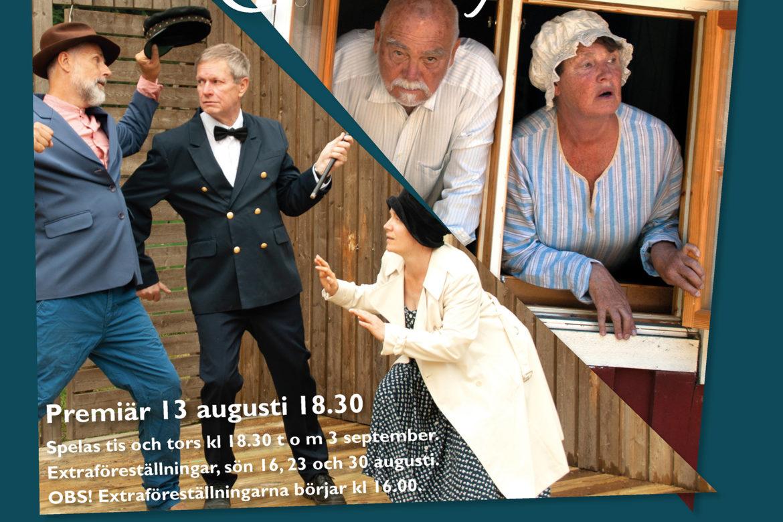 Affisch 2 ggr Moberg